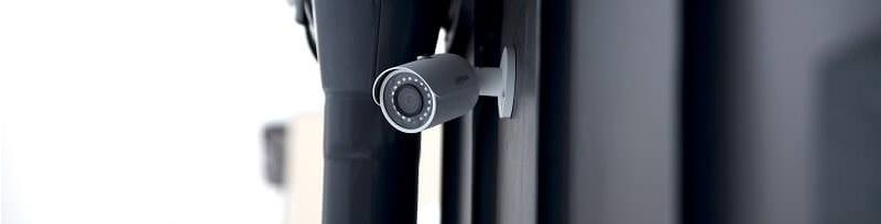 Установка видеонаблюдения в складском помещении